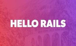 Изучите и поймите Ruby on Rails   Hello Rails