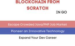 [Книга] Создайте блокчейн с нуля с помощью Go