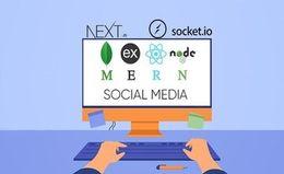 MERN Стек React, Socket io, Next.js Express, MongoDb, Nodejs