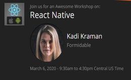 React Native, v2