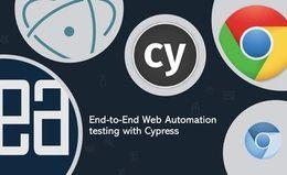 Сквозное тестирование (end-to-end) с Cypress