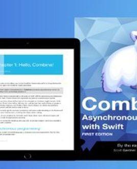 [Книга] Combine: Асинхронное программирование с Swift