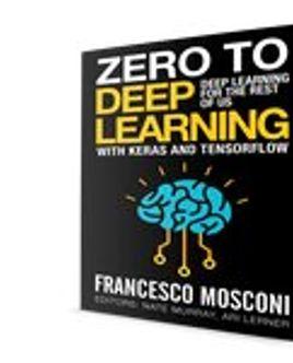 [Книга] Глубокое обучение с нуля (Zero to Deep Learning)