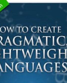 [Книга] Как создавать прагматичные, легкие языки