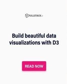 [Книга] Красивая визуализации данных с D3 (Packet ADVANCED)