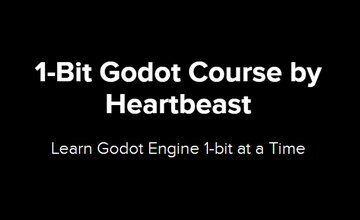 1-битный курс Godot от Heartbeast