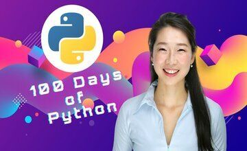 100 Дней Кода - Python Pro Bootcamp 2021