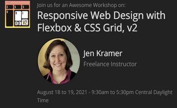 Адаптивный веб-дизайн с помощью Flexbox и CSS Grid, v2