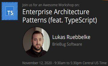 Архитектурные паттерны (с TypeScript)