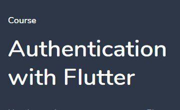 Аутентификация с Flutter
