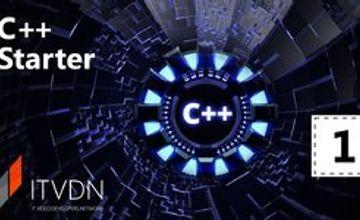 C++ Starter