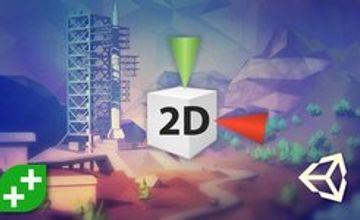 C# Unity разработка 2D: Научитесь програмировать создавая игры