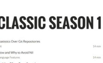 Classic Season 1
