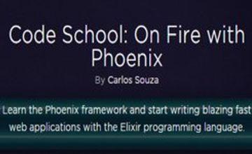 Code School: On Fire with Phoenix
