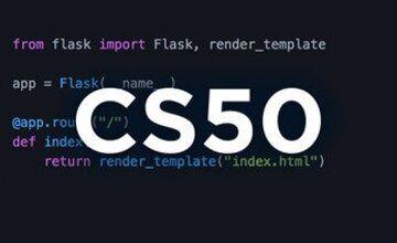 CS50. Веб-программирование с Python и JavaScript
