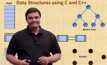 Cтруктуры данных и алгоритмы с использованием C и C ++
