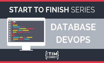 DevOps базы данных от начала до конца