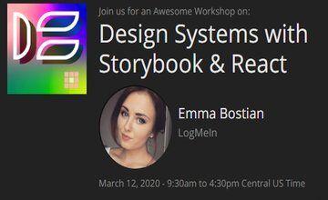 Дизайн-системы с Storybook и React