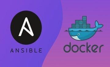 Docker + Ansible - с нуля, деплой и управление Swarm