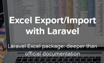 Excel Export/Import с Laravel