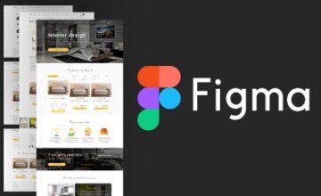Figma. Дизайн интернет-магазина
