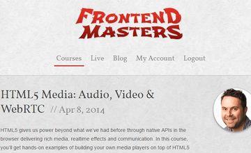 HTML5 Медиа: Аудио, Видео и WebRTC
