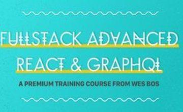 FullStack Advanced React + GraphQL