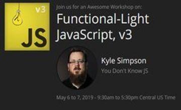 Functional-Light JavaScript, v3