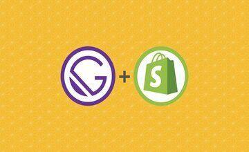 Gatsby JS и Shopify: Интернет-магазин с Gatsby [Gatsby 2020]