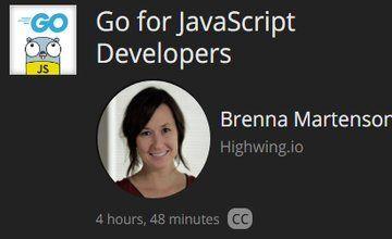 Go для JavaScript-разработчиков