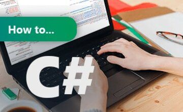 How to C# Starter