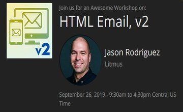 HTML Email, v2