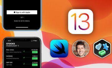 iOS 13 - Как создавать потрясающие приложения для iPhone