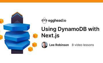Использование DynamoDB с Next.js