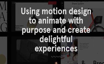 Использование моушн-дизайна для анимации и создания впечатлений