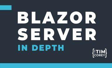 Изучите Blazor Server (Blazor Server: в глубине)