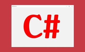 Изучите C # с помощью Windows Forms и SQL Server