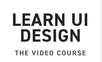 Изучите дизайн пользовательского интерфейса