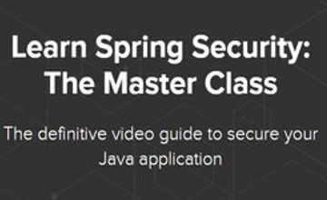 Изучите Spring Security: Мастер-класс
