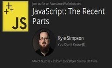 JavaScript: Современные части