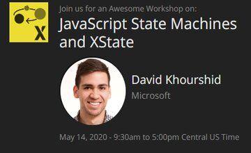 JavaScript State Machines и XState