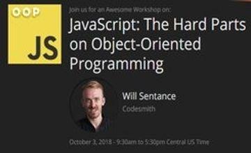 JavaScript: Жесткие части объектно-ориентированного программирования