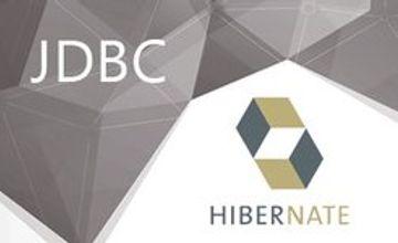 JDBC & Hibernate