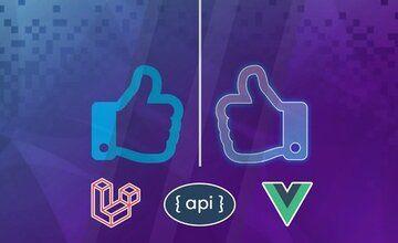 Клон Facebook с Laravel, TDD, Vue и Tailwind CSS