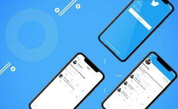 Клон Twitter iOS | Swift 5 / Firebase | Без Storyboards | MVVM
