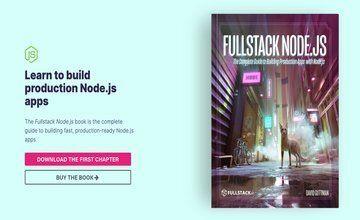 [Книга] Fullstack Node.js: полное руководство по созданию приложений
