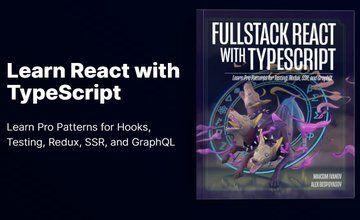 [Книга] Fullstack React с Typescript