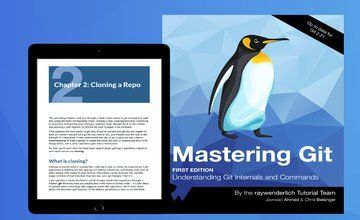 [Книга] Mastering Git