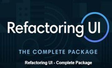 [Книга] Refactoring UI - Complete Package + Видео