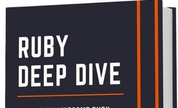 [Книга] Ruby Deep Dive - Книга для серьезных разработчиков Ruby